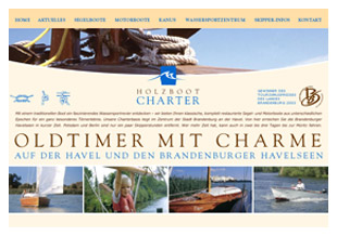 segelboot, brandenburg, flashmenu, Mini CMS